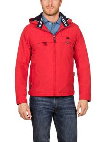 Raging Bull Showerproof Hooded Jacket