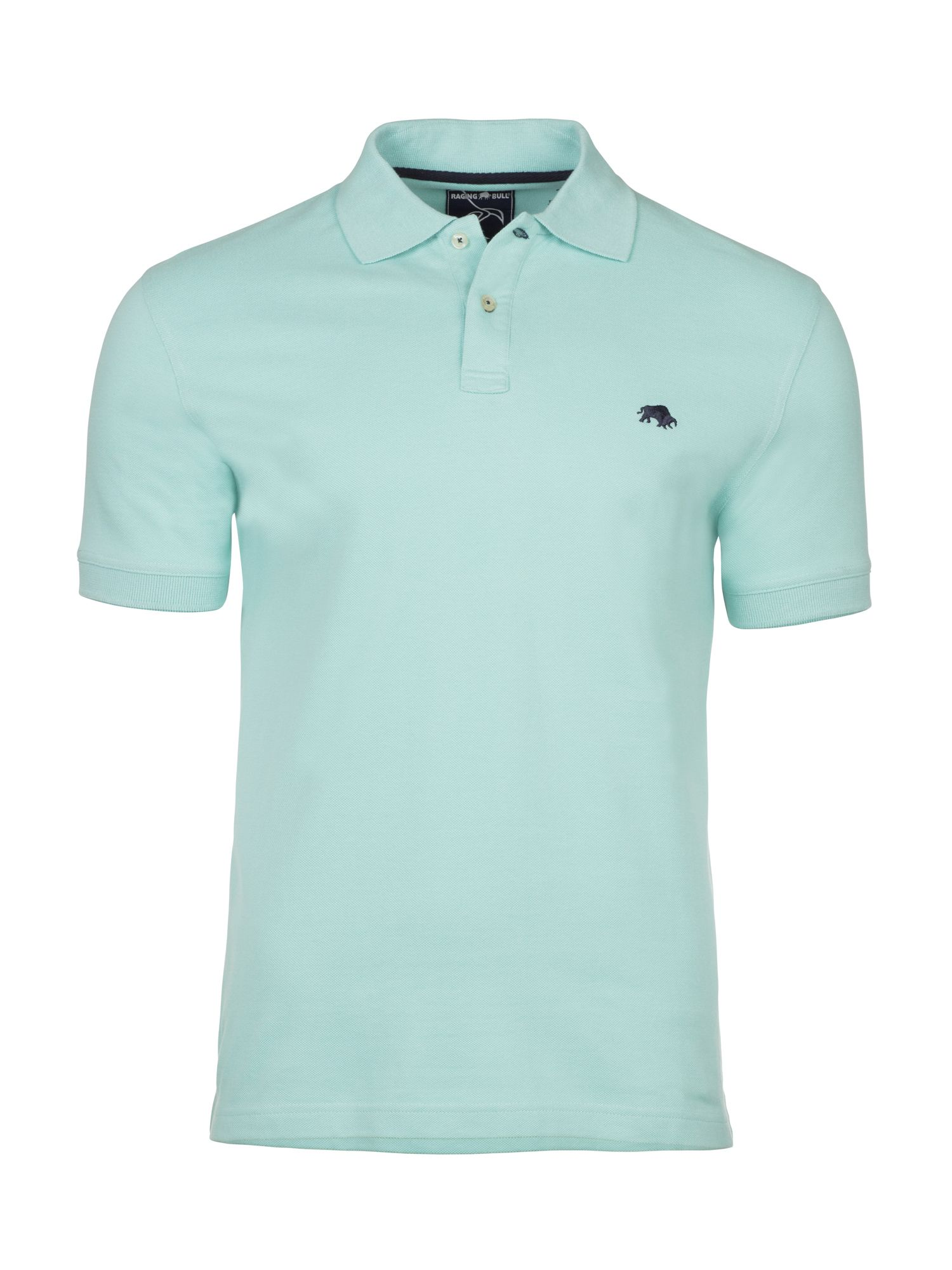 Men's Raging Bull New Signature Polo, Mint