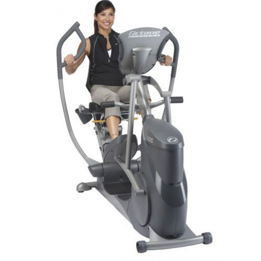 Octane xR6E X-Ride Seated Elliptical Trainer