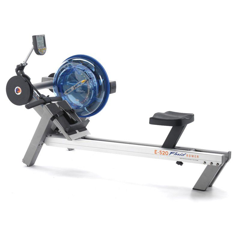 Fluid Rower Fluid Rower E520 Evolution Series Fluid Rower - USB