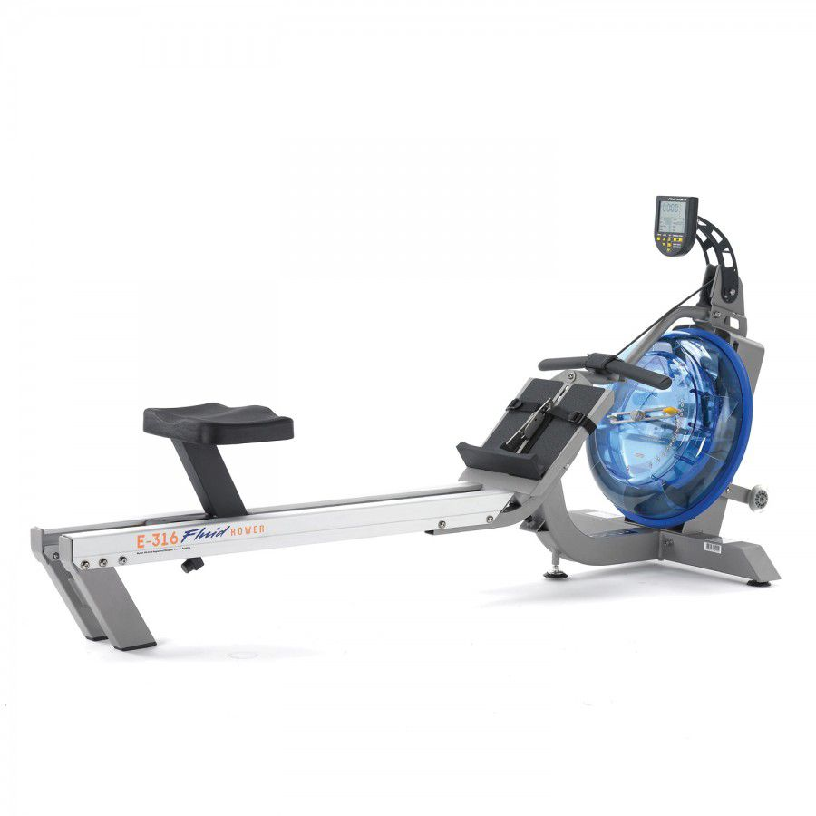 Fluid Rower Fluid Rower E316 Evolution Series Fluid Rower