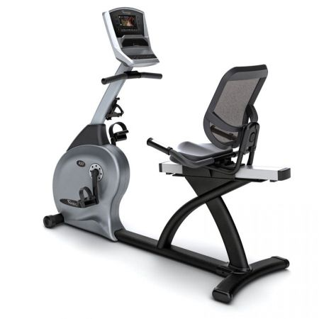 Vision Fitness R20 Recumbent Cycle with Elegant Console