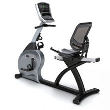 Vision Fitness R20 Recumbent Cycle with Touch Console