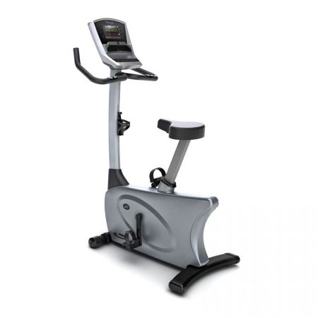 Vision Fitness U20 Upright Cycle with ELEGANT Console