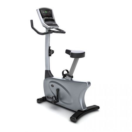 Vision Fitness U20 Upright Cycle with TOUCH Console