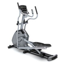 Vision Fitness X20 Elliptical Trainer with Touch Console