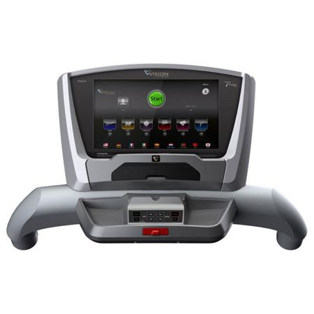 Vision Fitness TF40 Folding Treadmill with TOUCH Console