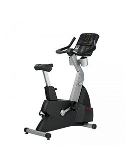 Club Series Upright Cycle with Integrity Console