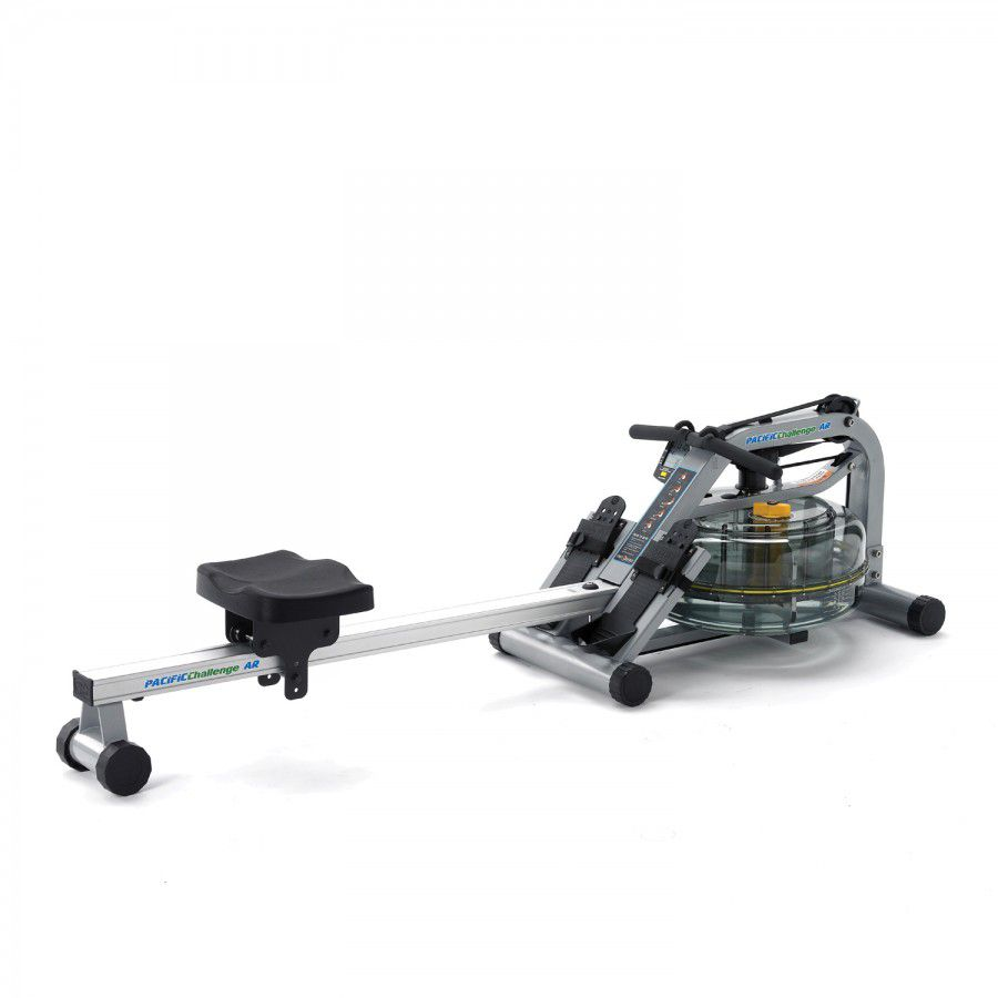 Fluid Rower Fluid Rower Pacific Challenge AR Rower (Adjustable Resistance