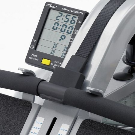 Fluid Rower Pacific Challenge AR Rower (Adjustable Resistance