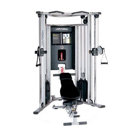Life Fitness G7 Cable Motion Gym & Bench