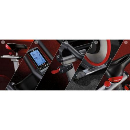Life Fitness Lifecycle GX Exercise Bike with console - HOME Ed