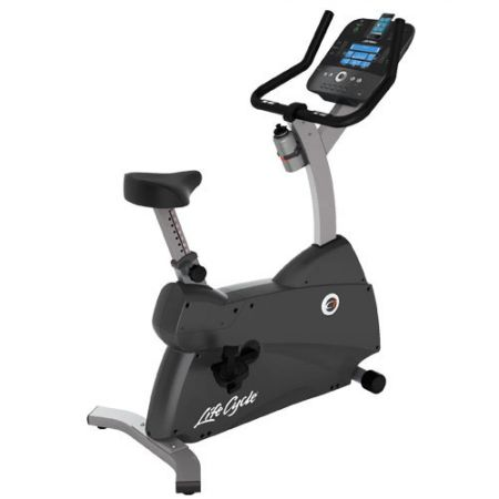 Life Fitness C1 Upright Cycle with Track Plus Console