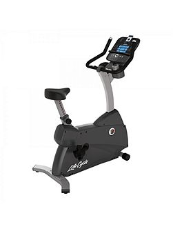 C3 Upright Cycle with Track Plus Console