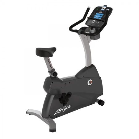 Life Fitness C3 Upright Cycle with Track Plus Console