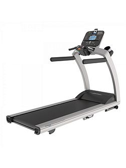 T5 Treadmill with Track Plus Console