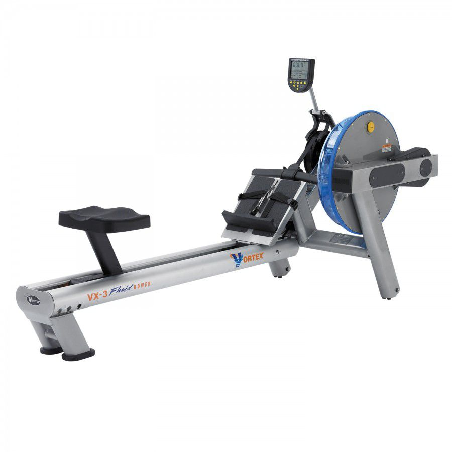 Fluid Rower Fluid Rower VX-3 Full Commercial Rower (Adjustable Resistance