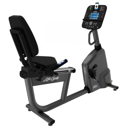 Life Fitness RS3 Lifecycle with Track Plus Console