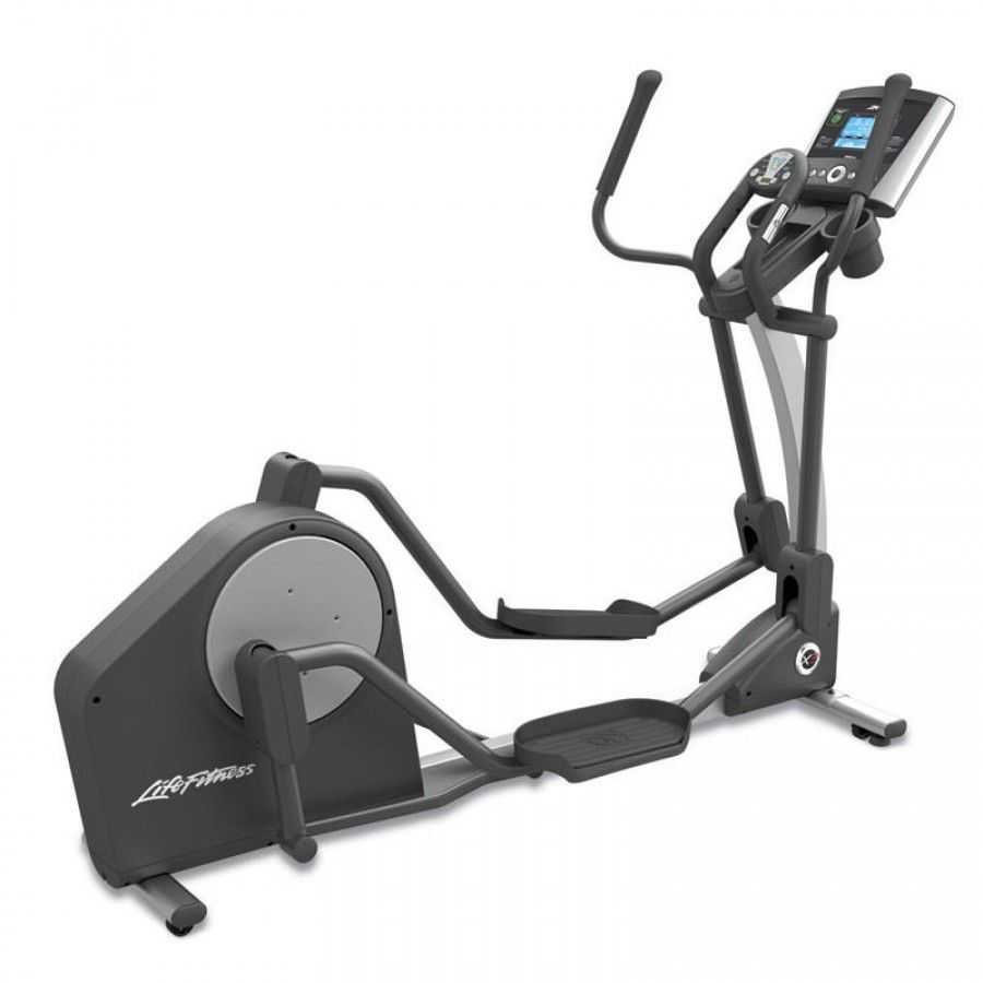 Life Fitness X3 Elliptical Trainer with GO Console