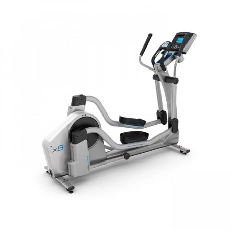 Life Fitness X8 Elliptical Trainer with GO Console