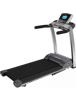 F3 Folding Treadmill with Go Console