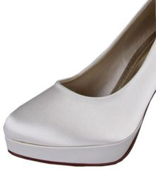 Rainbow Club Eliza platform court shoes