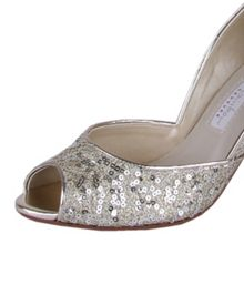 Rainbow Club Tamara sequin party shoes