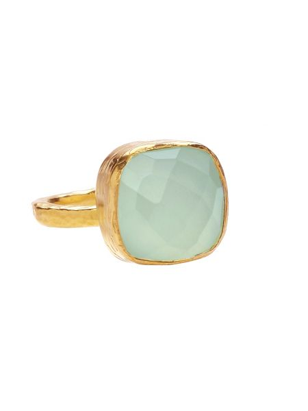 Ottoman Hands Square ring