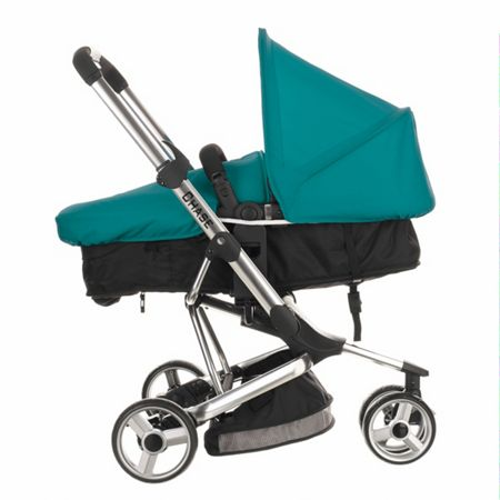 OBABY Chase Pramette - Turquoise
