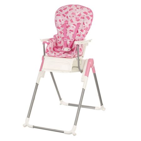 OBABY Nanofold highchair - cup cakes