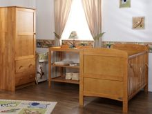 OBABY Grace Nursery Set - Pine