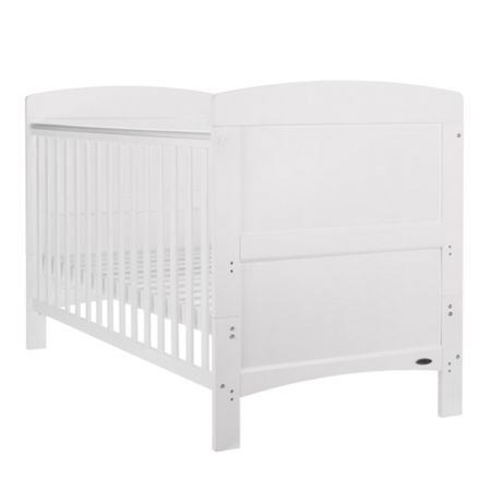 OBABY Grace Nursery Set - White