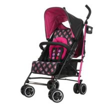 OBABY Stroller Bundle - Minnie Circles