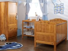 OBABY Lisa Nursery Set - Pine