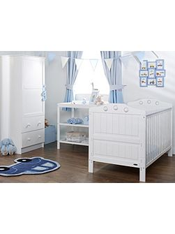 Lisa Nursery Set - White