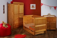 OBABY Newark Nursery Set - Pine