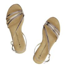 Charlie strappy sandal