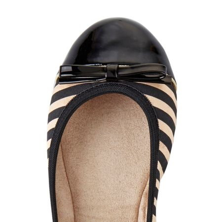 Butterfly Twists Ballerina Shoe