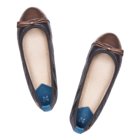 Butterfly Twists Cara ballerina shoes