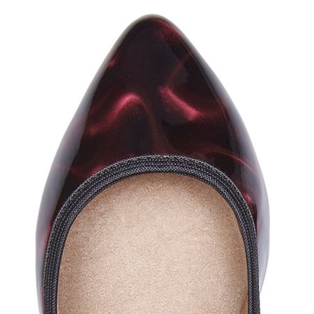 Butterfly Twists Janey pointed ballerina shoes