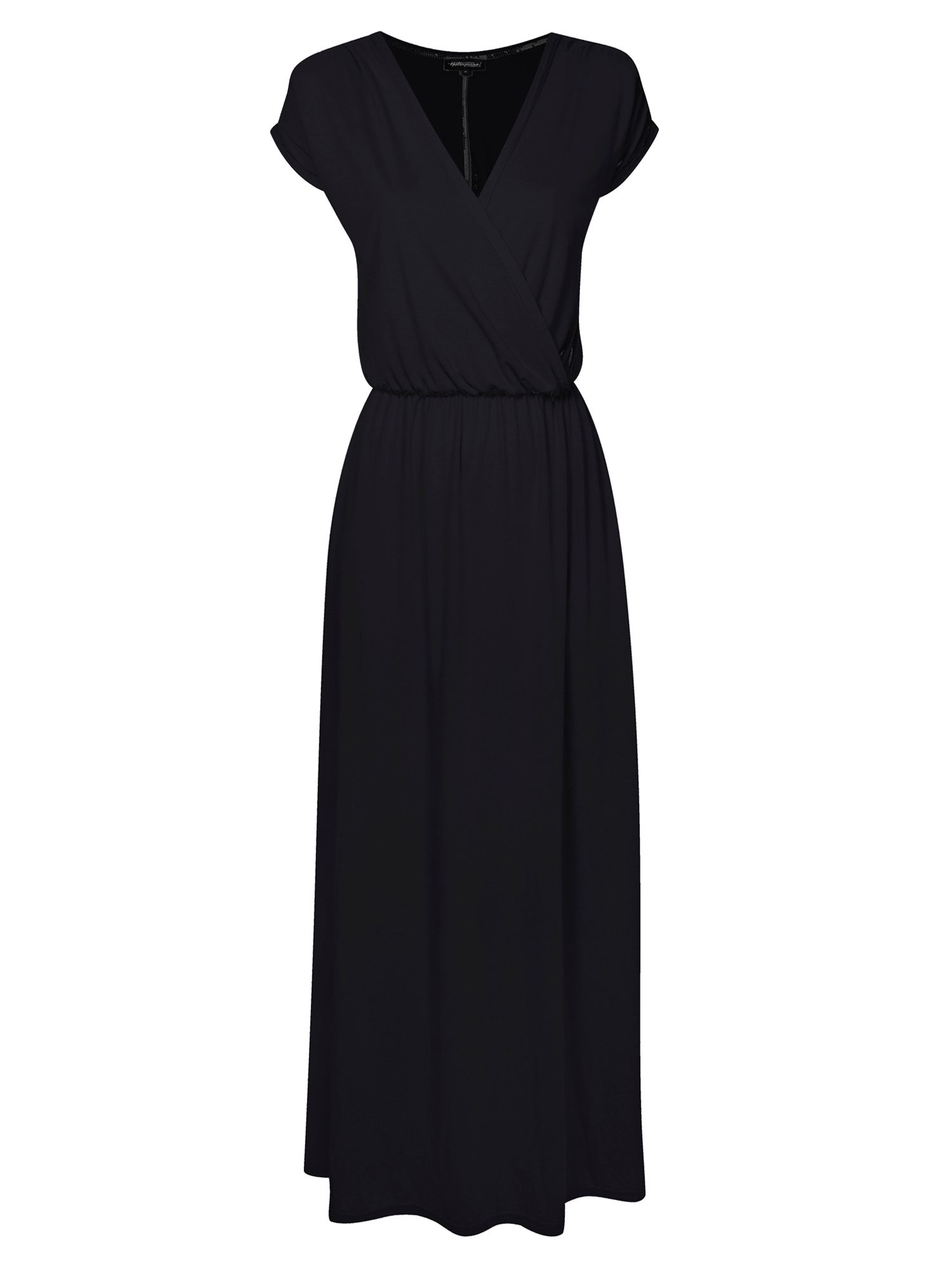 HotSquash Coolfresh maxi dress, Black