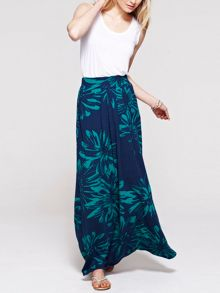 Maxi skirt with CoolFresh