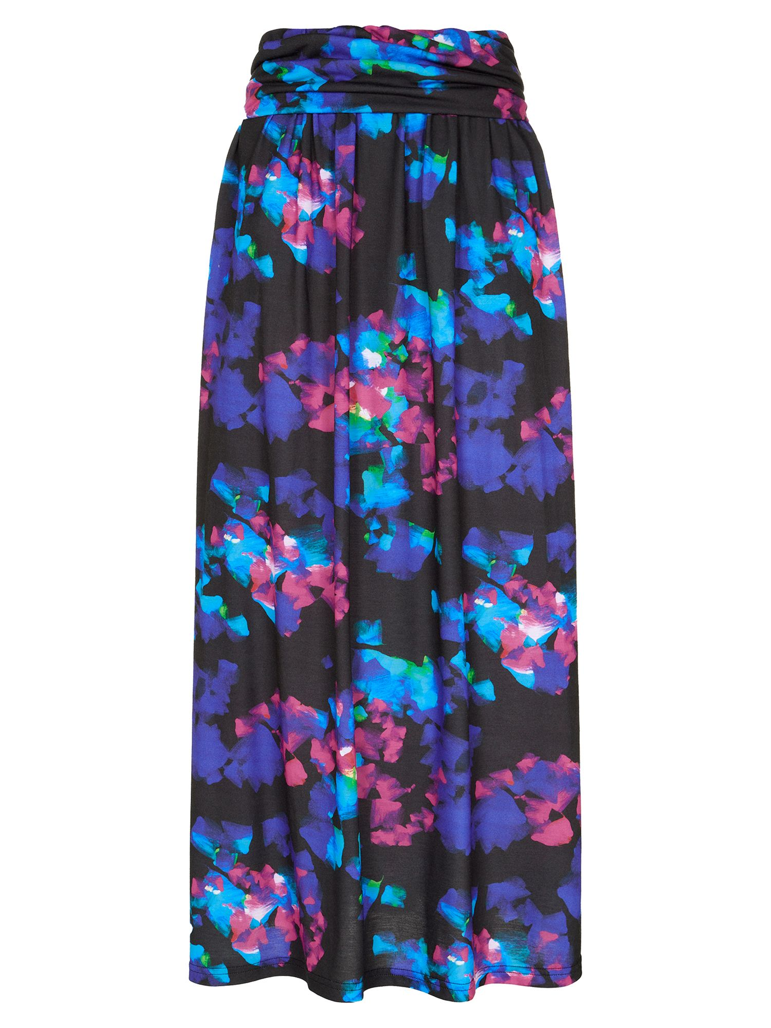 Hotsquash Maxi Skirt With Coolfresh, Multi-coloured