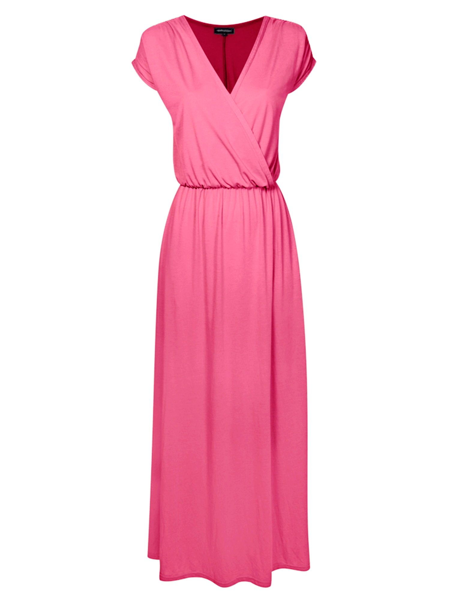 HotSquash Coolfresh maxi dress, Pink
