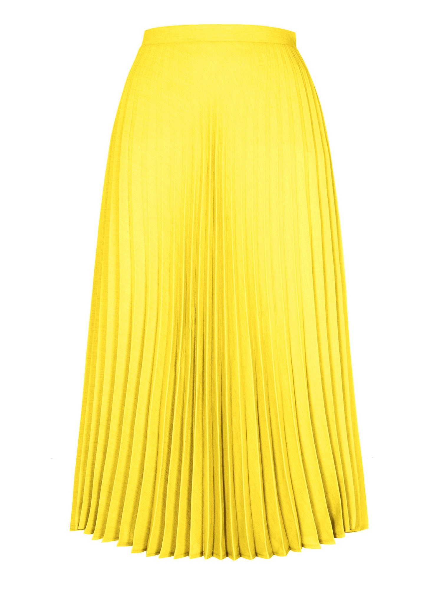 HotSquash Skirt with CleverTech, Yellow