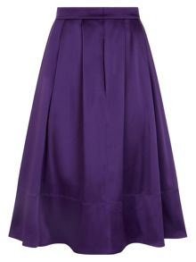 Silky skirt with CleverTech