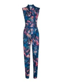 HotSquash Printed jumpsuit