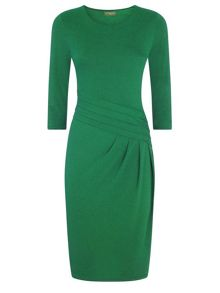 HotSquash Long Sleeved Kneelengh Dress