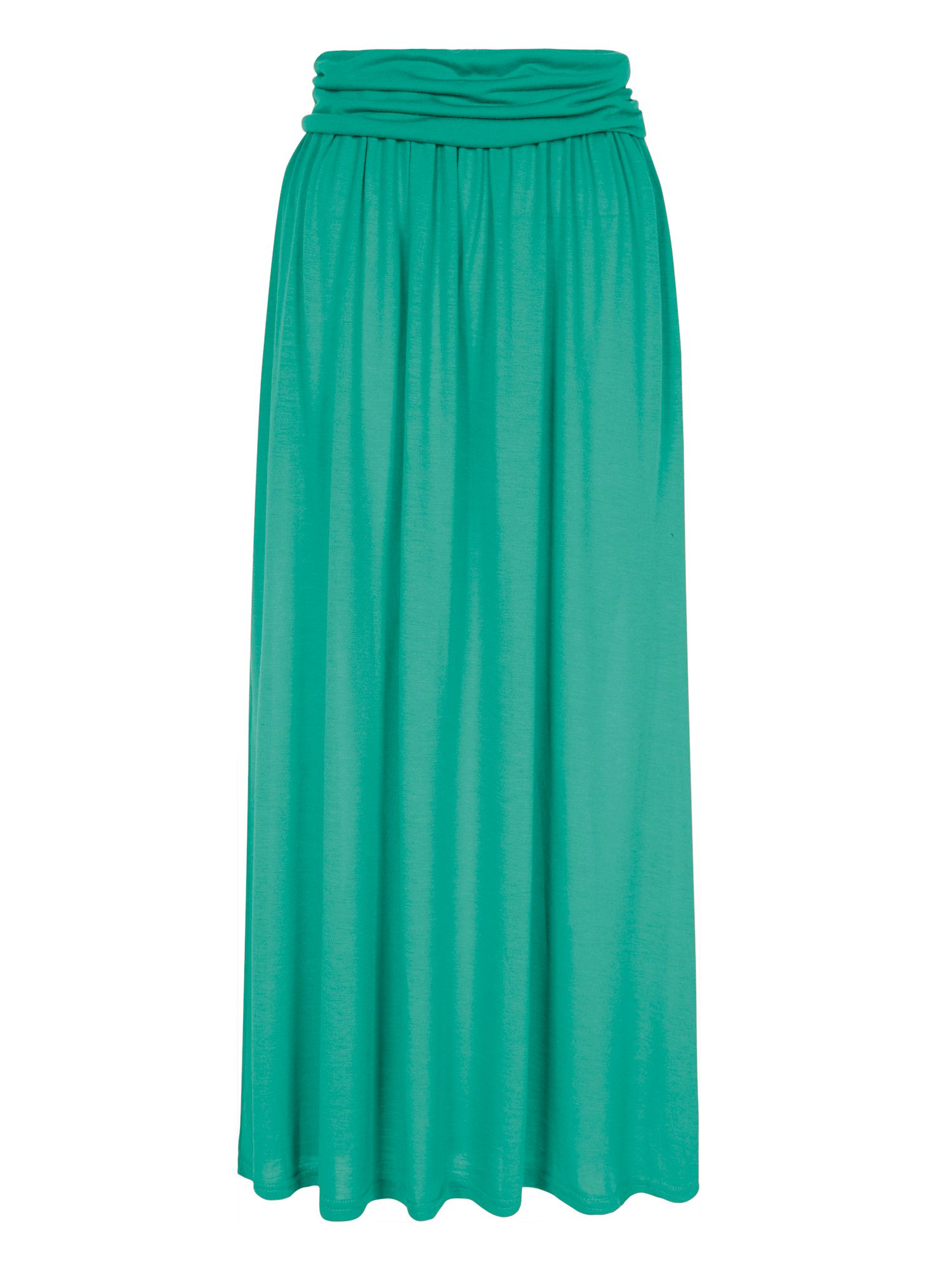 Hotsquash Coolfresh Maxi Skirt, Green