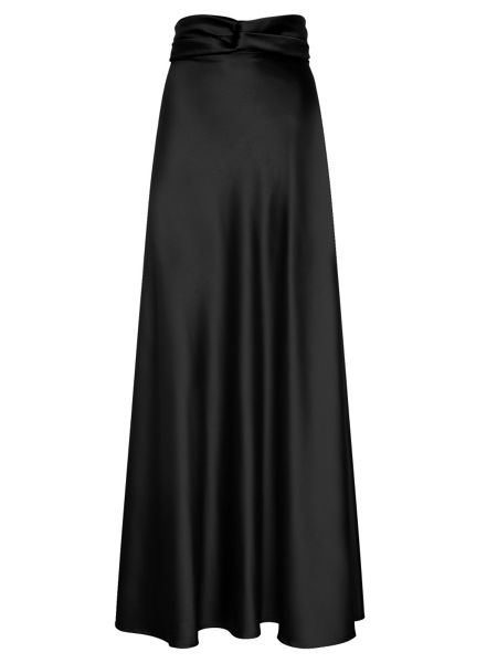HotSquash Silky maxi skirt